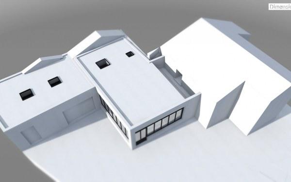 Extension d'une maison de particulier