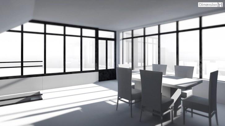 Dimension h extension maison de particulier for Extension maison lotissement