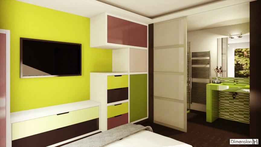 dimension h r habilitation d un garage en chambre salle de bains. Black Bedroom Furniture Sets. Home Design Ideas
