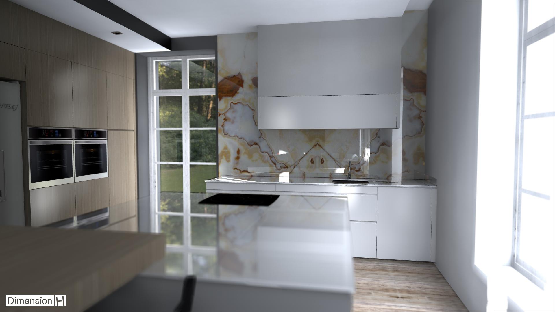 dimension h relev de mesures mod lisation 3d et rendus. Black Bedroom Furniture Sets. Home Design Ideas