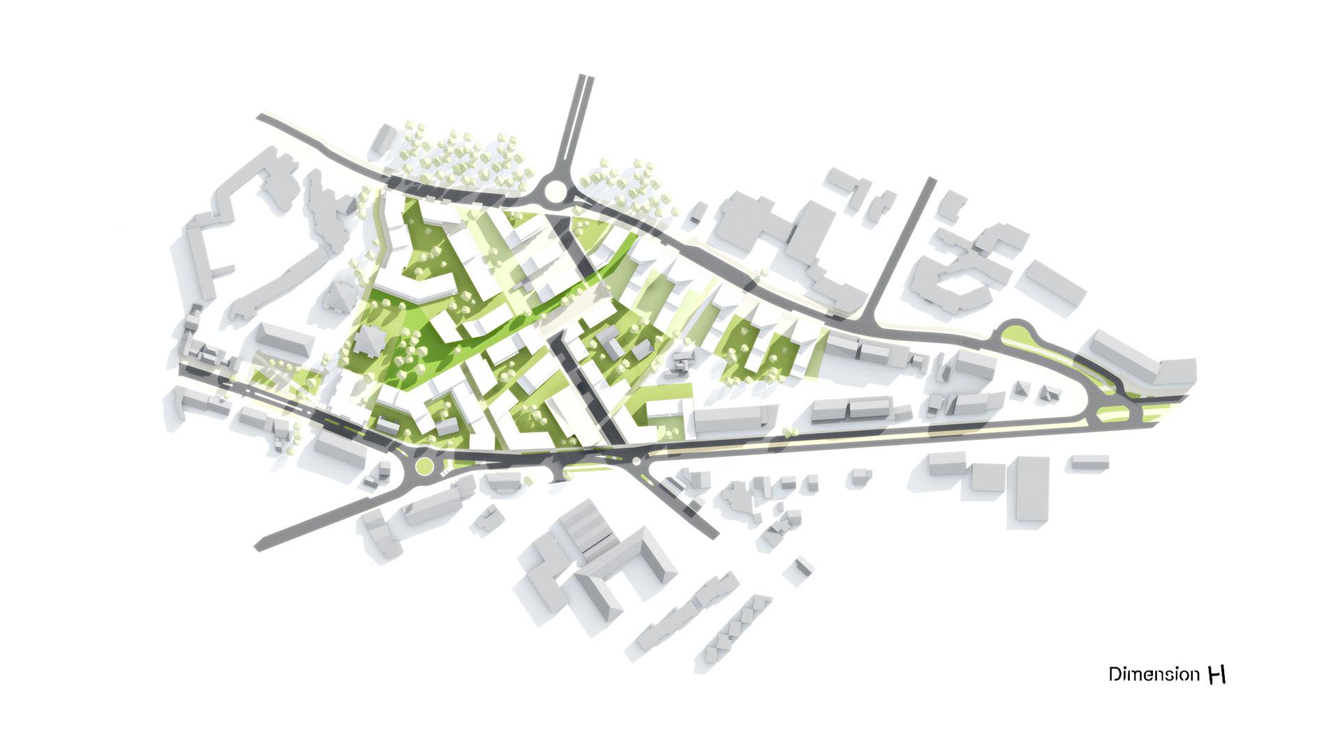 urbanisme,plan-de-masse